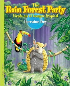 L.Dey:Rain Forest Cover
